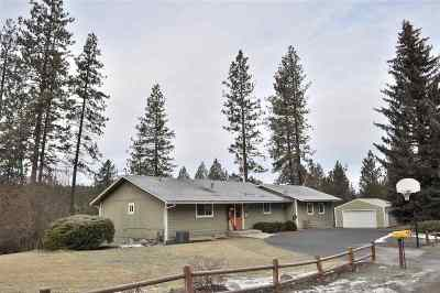 Spokane Single Family Home Ctg-Inspection: 16025 N Rainbow Dr