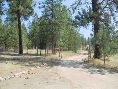 Tumtum Residential Lots & Land For Sale: 5687 U Corkscrew Canyon Rd