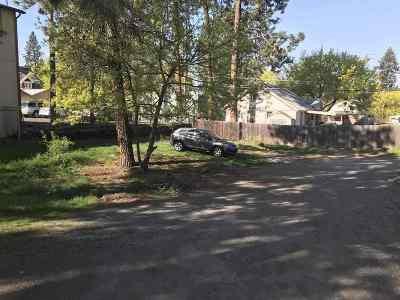 Spokane Residential Lots & Land New: 648 S Perry St