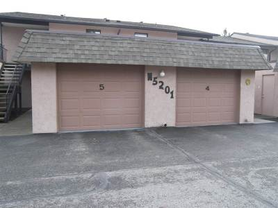 Spokane Condo/Townhouse New: 5201 N Argonne Ln #5