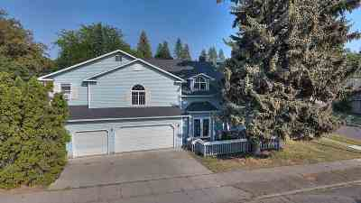 Spokane Single Family Home For Sale: 1628 W 13th Ave