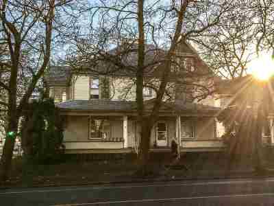 Spokane Multi Family Home New: 1101 W Maxwell Ave