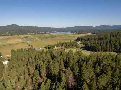 Kootenai County, Spokane County Residential Lots & Land New: 107xx N McCoy Rd