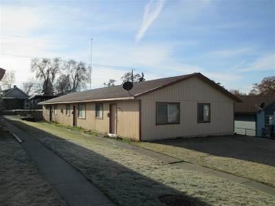 Spokane Multi Family Home New: 1724 E Cataldo Ave