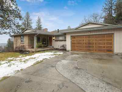 Spokane Single Family Home New: 1424 W Lawrence Dr