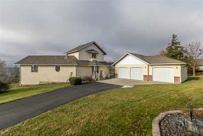 Spokane Single Family Home For Sale: 4214 W Strong Rd