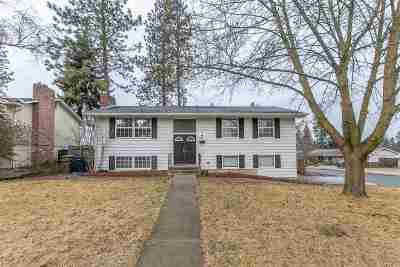 Spokane Single Family Home Ctg-Inspection: 4040 S Pittsburg St