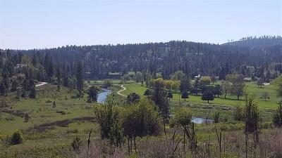Kootenai County, Spokane County Residential Lots & Land New: 11503 S Fairway Ridge Ln #Lot 1; B