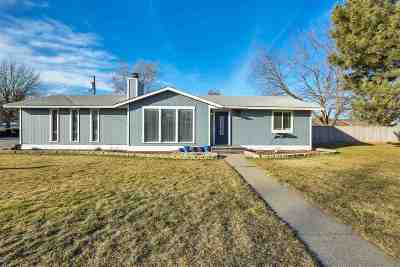 Spokane Single Family Home For Sale: 320 S Burns Rd