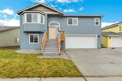 Spokane Single Family Home New: 9806 E Hoffman Ct