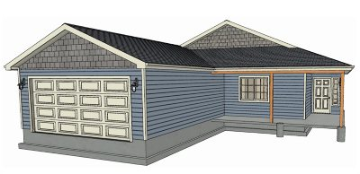 Spokane WA Single Family Home New: $239,900