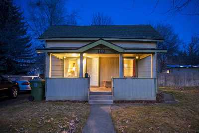 Spokane Single Family Home Active/No Show: 717 S Ferrall St
