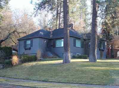 Spokane WA Single Family Home New: $319,900