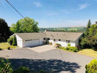 Single Family Home For Sale: 11605 S Spear Rd