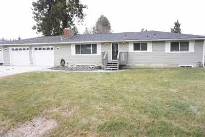 Spokane Single Family Home For Sale: 420 W Brita Ave