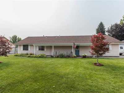 Otis Orchards Single Family Home New: 4811 N Mitchell Dr
