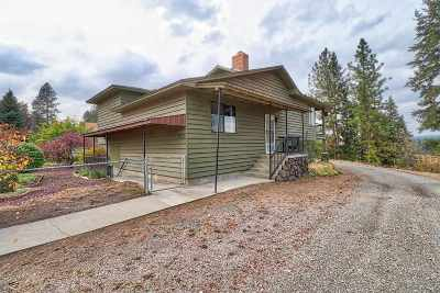 Spokane Single Family Home Bom: 3302 W 3rd Ave