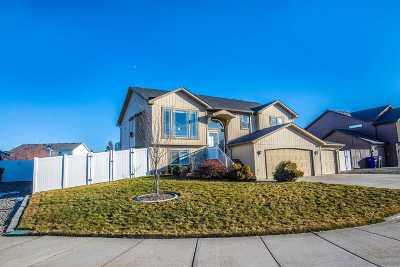 Colbert Single Family Home New: 18014 N Astor St