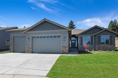 spokane Single Family Home New: 5530 N Radium Ln