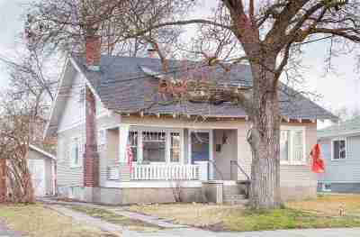 Spokane Single Family Home New: 4918 N Altamont St