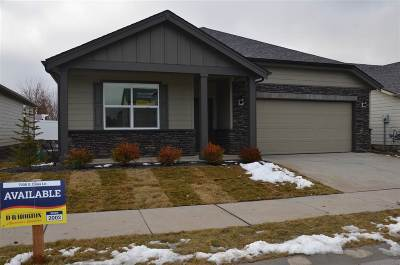 Cheney Single Family Home For Sale: 7908 S Dana Ln