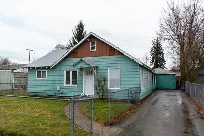 Spokane Single Family Home Ctg-Inspection: 4422 E 2nd Ave
