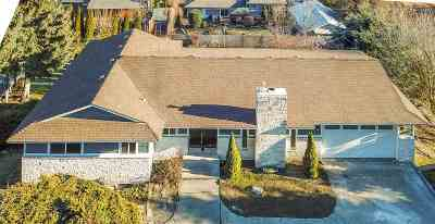 Spokane Single Family Home Bom: 8510 N Northview Ct
