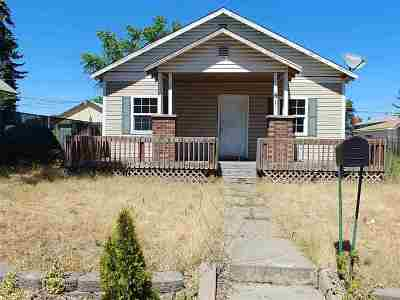 Spokane Single Family Home New: 617 E Olympic Ave