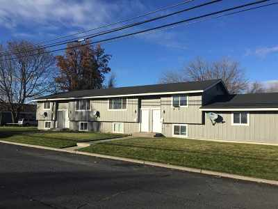 Spokane Multi Family Home New: 405 E Dalke Ave