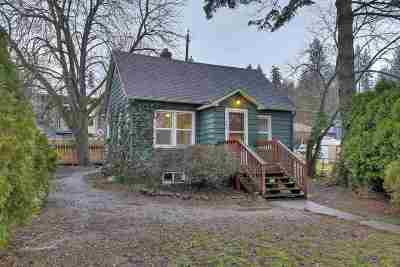 Spokane Single Family Home New: 402 E 7th Ave