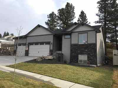 Spokane Single Family Home New: 2719 S Seabiscuit Dr