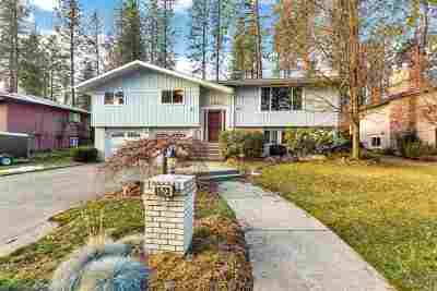 Spokane Single Family Home New: 8523 N Pamela St