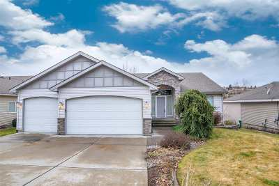 Single Family Home For Sale: 819 N Garry Dr