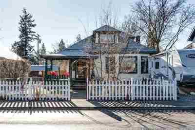 spokane Multi Family Home New: 723 W Providence Ave