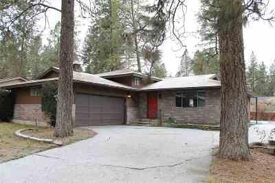 Spokane Single Family Home For Sale: 1217 E Bedivere Dr