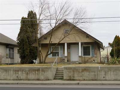 Spokane Single Family Home New: 4006 N Crestline St