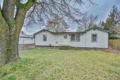 Spokane Valley Single Family Home Ctg-Inspection: 3711 N Center Rd
