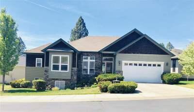 Spokane Single Family Home For Sale: 5406 S Helena Ln