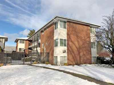 Spokane Condo/Townhouse Ctg-Other: 1604 W 8th Ave #Unit 102