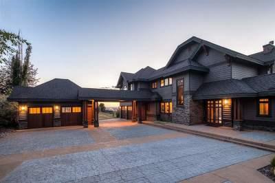 Single Family Home For Sale: 22251 E Bennett Ln