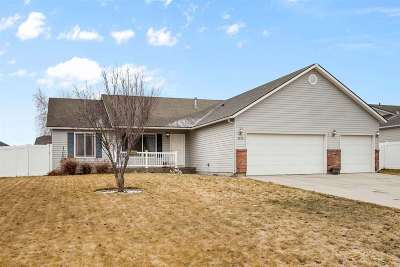 Cheney Single Family Home For Sale: 7919 S Strawberry St