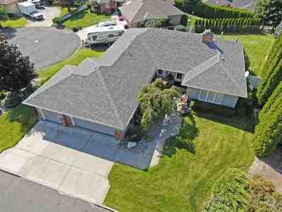 Spokane Single Family Home For Sale: 10123 N Ridgecrest Dr