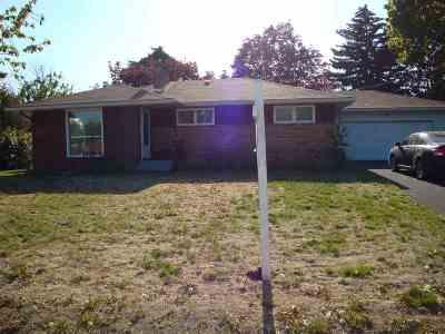 Spokane Valley Single Family Home For Sale: 321 N Best Rd