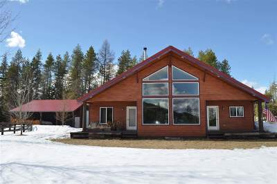 Newport Single Family Home For Sale: 241 Highway 211 Hwy