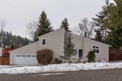 Spokane Single Family Home Chg Price: 4920 E Sumac Dr