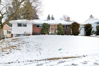 Spokane Single Family Home For Sale: 2924 W Houston Ave