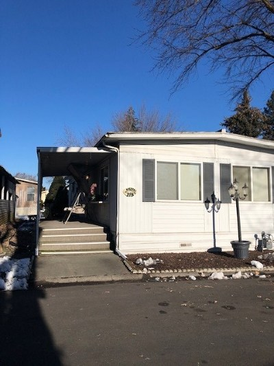 Spokane Mobile Home For Sale: 2311 W 16th Ave #178