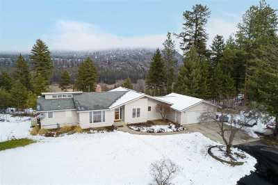 Single Family Home For Sale: 8020 W Rutter Pkwy