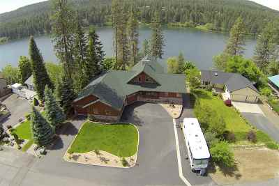 Nine Mile Falls WA Single Family Home For Sale: $825,000