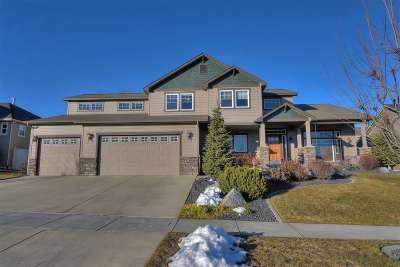 Spokane Valley Single Family Home Bom: 17719 E Apollo Rd